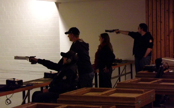 Schießstand für Rollstuhlfahrer zu hoch – Heimwettkampf der Luftpistolenmannschaft musste auswärts stattfinden